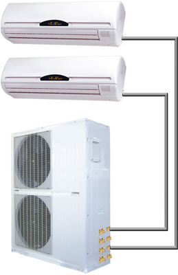 Commercial and Industrial Air Conditioners